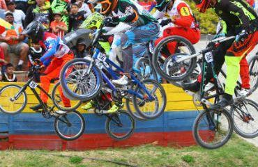 Desde este sábado Interclubes de BMX en Medellin