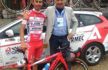 Iván Ramiro Sosa, una de las figuras anunciadas para la carrera de Rumania