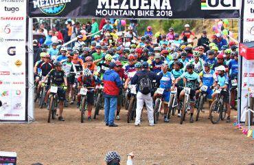 La Copa Mezuena estrenó pista en Ubaté con 531 participantes (Foto Céssar Pinilla y Pablo Mazuera)
