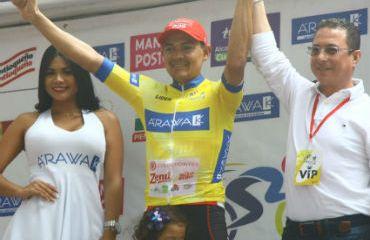Alex Cano se encuentra motivado para enfrentar las dos etapas que restan del Clásico RCN 2018