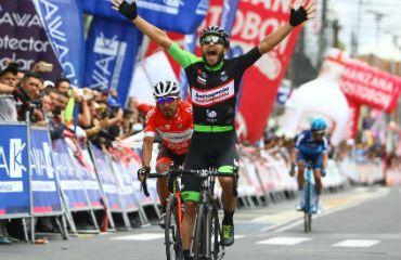 Carlos Julián Quintero se impuso en cuarta etapa y es nuevo líder del Clásico RCN