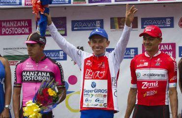 Didier Chaparro, el gran vencedor de la etapa reina del Clásico RCN 2018