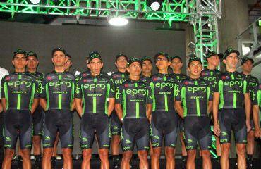 El EPM-Scott defenderá el título con el campeón del 2017 y subcampeón de la Vuelta a Colombia, Juan Pablo Suárez