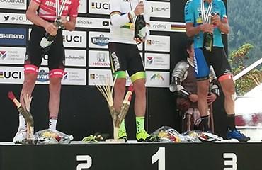 Leonardo Páez alcanzó la cuarta medalla mundial en Maratón de su extenso palmarés