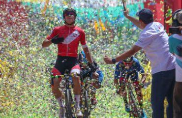 El peruano Alonso Gamero alcanzó este miércoles su tercer triunfo (Foto V-Guatemala)