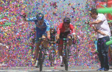 Holandés Stephan Bakker se impuso en cuarta etapa de Vuelta a Guatemala