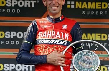 Vincenzo Nibal defiende título de Giro de Lombardía este sábado