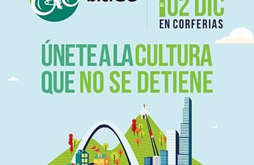 """""""Bogotá ha sido un gran referente para el resto de ciudades en el país en el uso de la bicicleta"""" Cristina Católico, Jefe de Proyectos Corferias-BiciGo"""