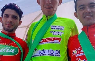 Ángel Rivas (Ropa Deportiva JB) campeón de la Clásica del Caribe