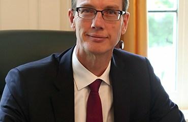 Jeroen Roodenburg, embajador del Reino de los Países Bajos en Colombia (Foto©Embajada de Holanda)