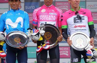 Nairo Quintana, Egan Bernal y Rigoberto Urán, trío de oro para Tour Colombia 2019