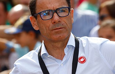 El DT de Italia, Davide Cassani, habló en exclusiva con la Revista Mundo Ciclístico