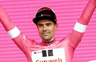 Tom Dumoulin piensa en el Giro de Italia y duda sobre correr Tour de Francia