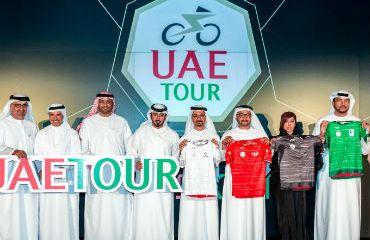 Este jueves fue presentado el recorrido del UAE Tour 2019 (Foto UAE Tour)