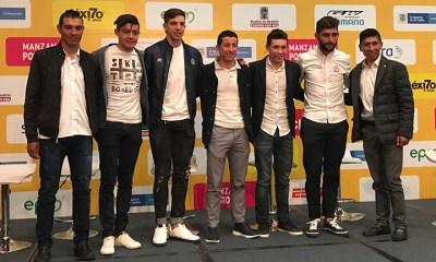 Varias de las estrellas del ya próximo Tour Colombia 2019 se hicieron presentes en la Presentación Oficial este lunes en Bogotá