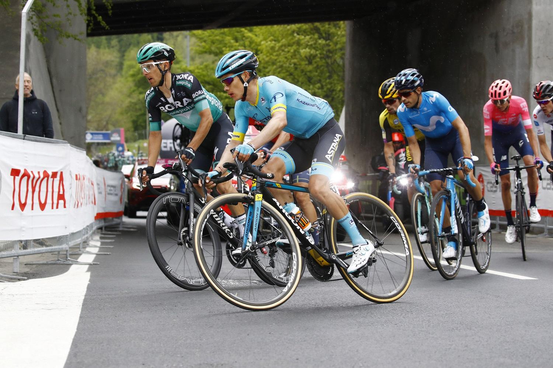 Carapaz, la 'Locomotora' del Giro