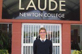 un alumno de newton college seleccionado entre los más brillantes de españa