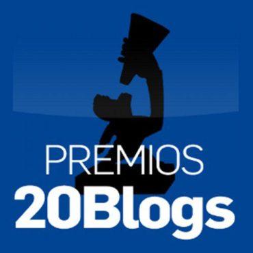 ix edición de los premios 20blogs