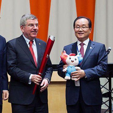guoc celebra el día internacional de deporte para el desarrollo y la paz