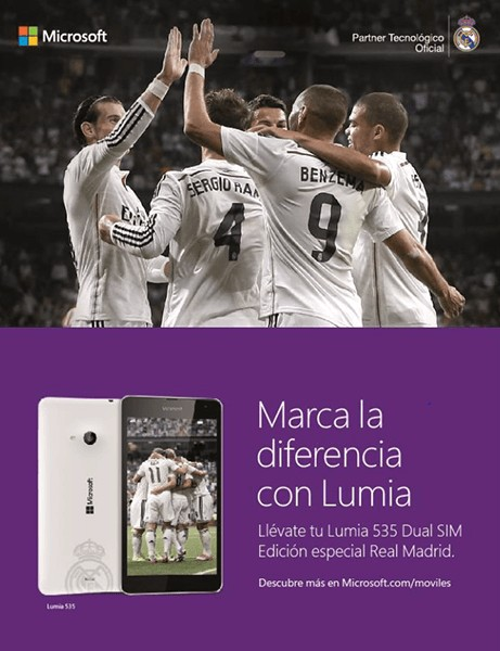 Lumia535-DualSIM-RealMadrid