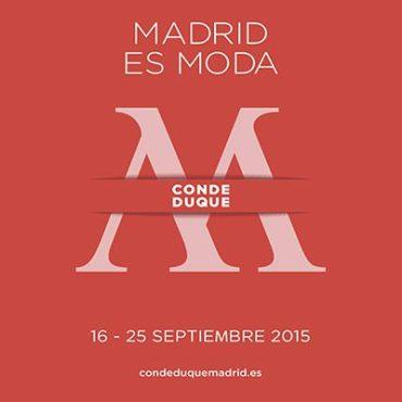 madrid es moda en conde duque acerca el talento y las nuevas creaciones
