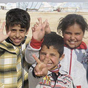 sólo se garantizará la integración de los refugiados con la integración escolar de los niños