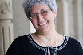 La profesora de la UMH Juana Gallar, vicepresidenta de la Sociedad Internacional para la Investigación del Ojo en Europa 1