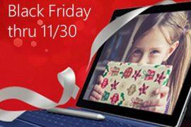 microsoft celebra el black friday con una gran selección de ofertas especiales