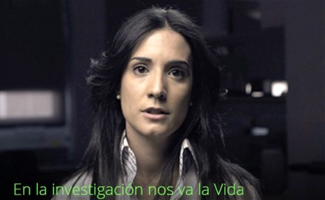 """""""en la investigaciÓn nos va la vida"""""""
