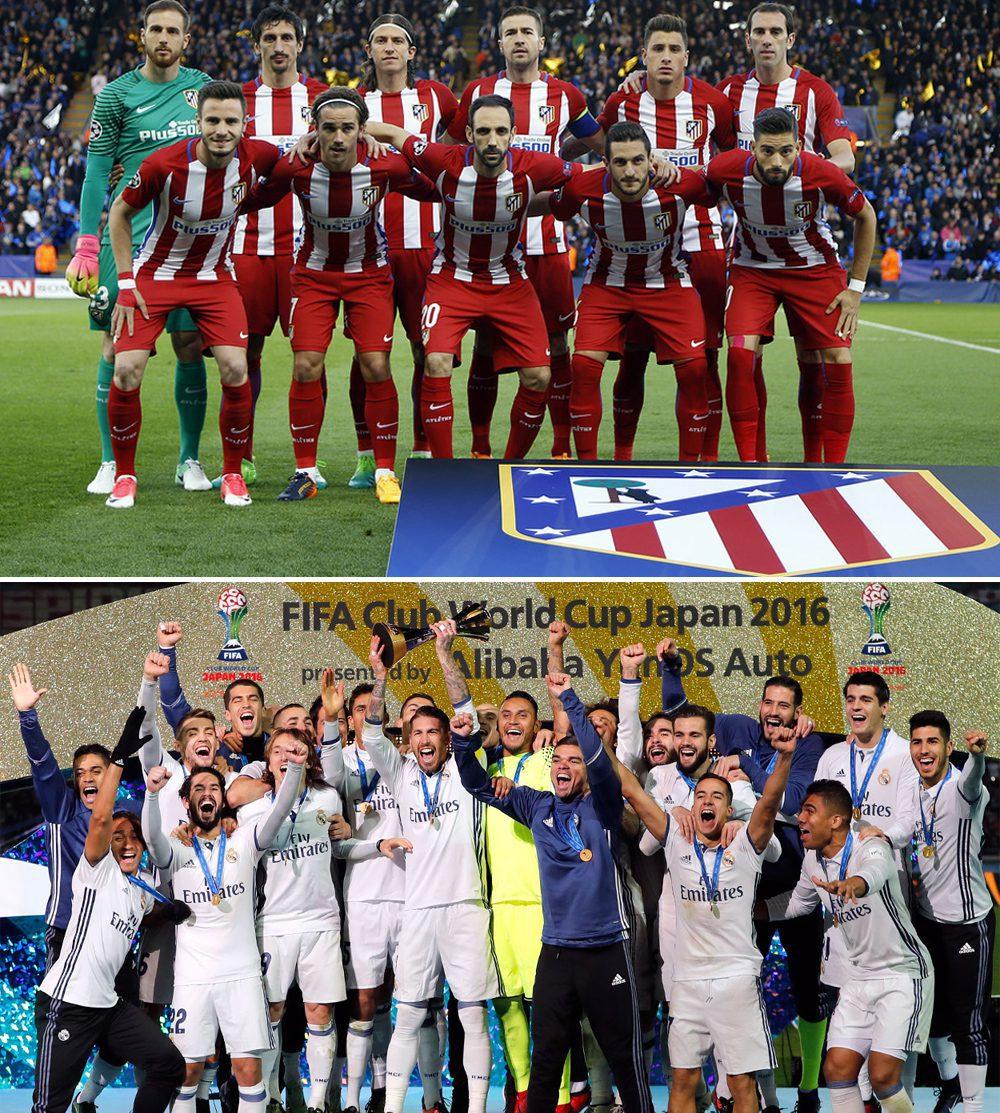 madrid, capital mundial del futbol