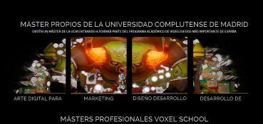 la universidad complutense acerca el mundo de los videojuegos a futuros estudiantes