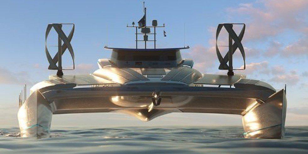 toyota colabora con el primer barco del mundo alimentado por hidrógeno