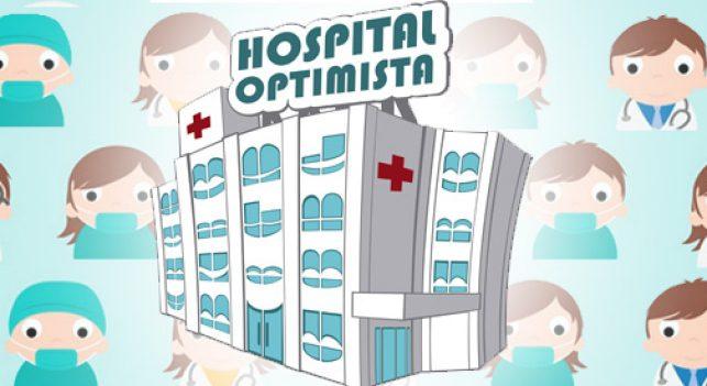 la reina letizia, presidenta de honor hospital optimista