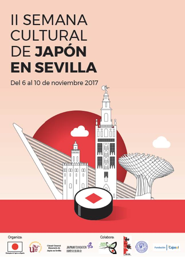ii semana cultural de japÓn en sevilla