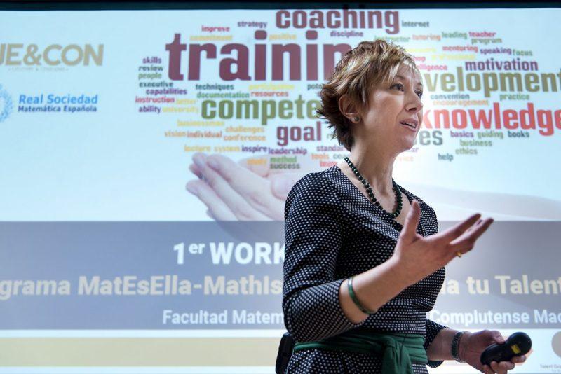 la fórmula para impulsar la carrera de las mujeres matemáticas
