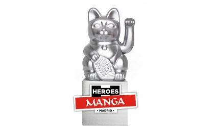 héroes manga en ifema madrid