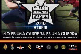 cops & army games, un desafío solidario