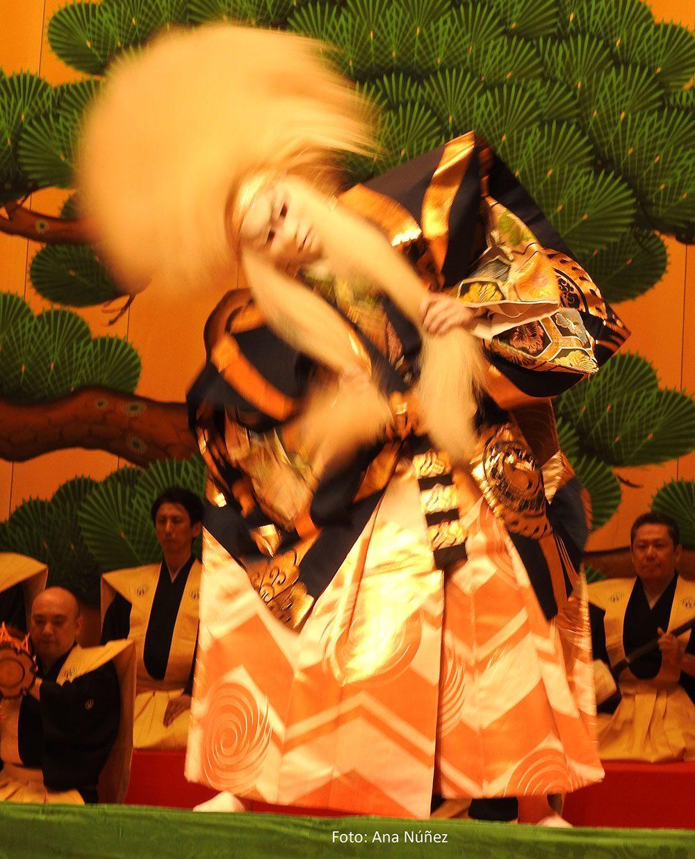 la belleza del teatro kabuki enamora a madrid