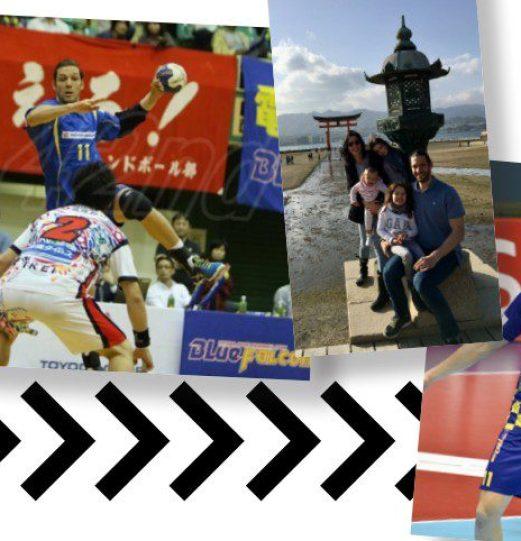 dos deportistas españoles nos cuentan como viven en japón