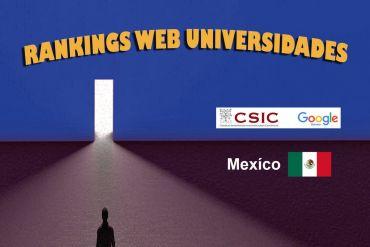 ranking web universidades : mÉxico