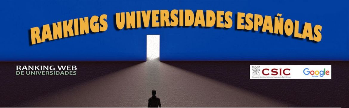 Ranking Universidades web