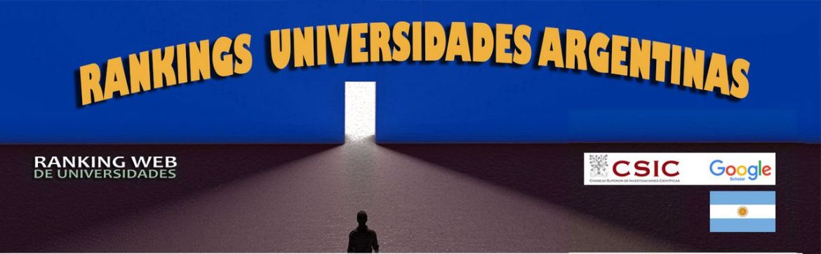 ranking web de universidades argentina