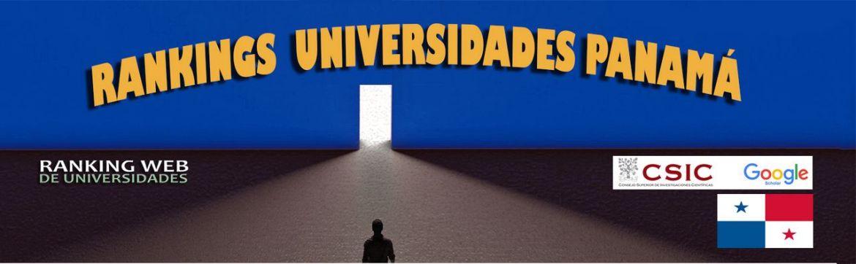 ranking web universidades de panamá