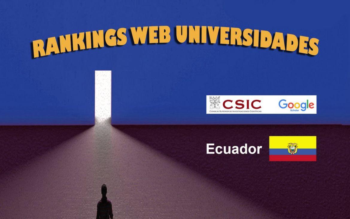 ranking web de universidades de ecuador