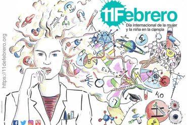 11 de febrero: día internacional de la mujer y la niña en la ciencia
