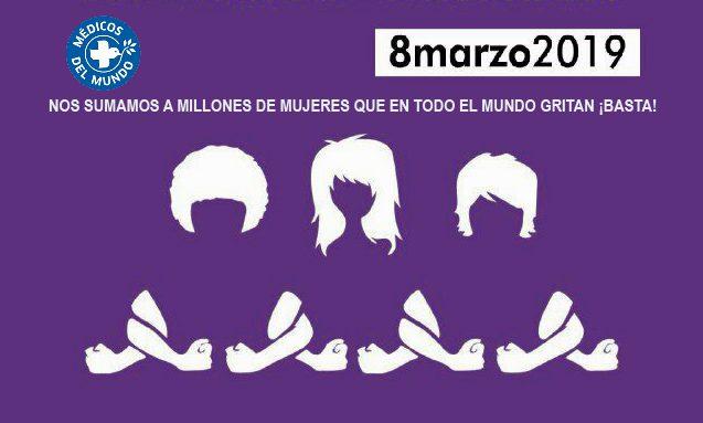 8 de marzo, por los derechos de las mujeres