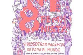 8 de marzo , día internacional de la mujer por la igualdad