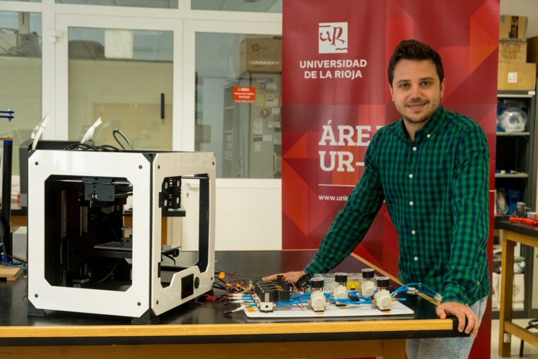 ur tesis para libre uso de las bioimpresoras 3d