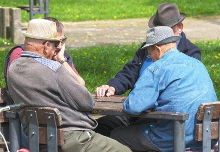 Las personas jubiladas son más felices