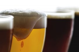 Cepas cerveza y vino